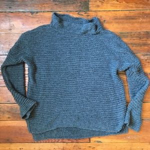 Lou & Grey loose knit sweater small